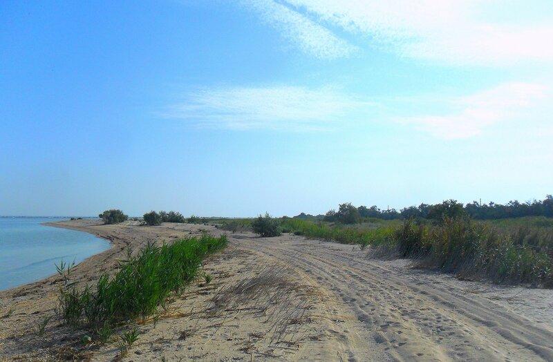 В походе, на берегу песчаном ... SAM_3257.JPG