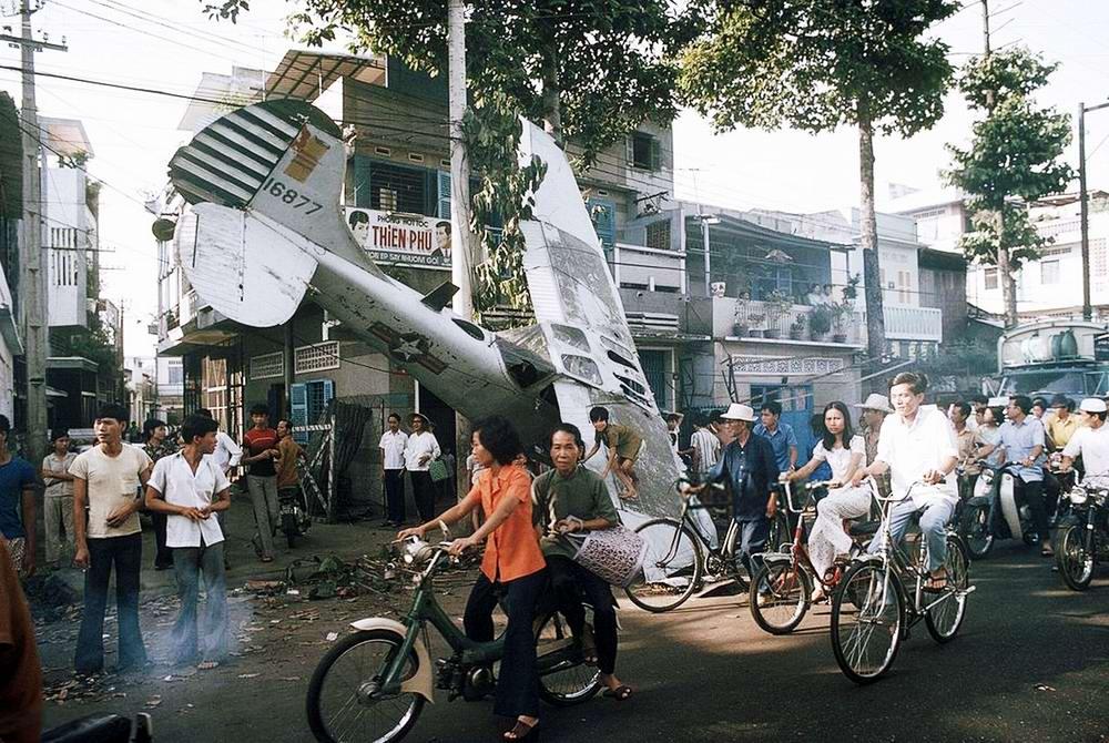 Освобождение Сайгона: как это было! К 40-летию со Дня Победы Вьетнама (США) (6)