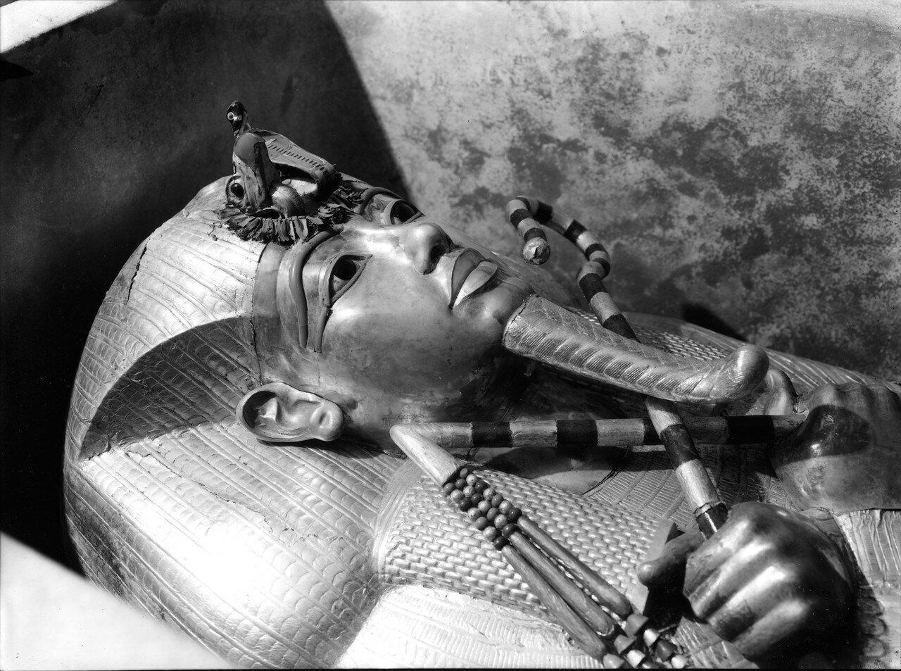 Саркофаг фараона. 1922