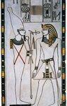 Сцена из погребальной камеры Аменхотепа II