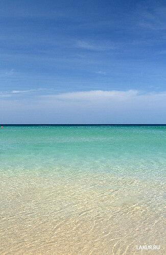 океан солнце таиланд