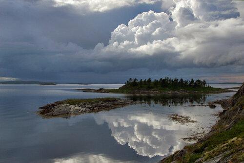 Острова Белого моря
