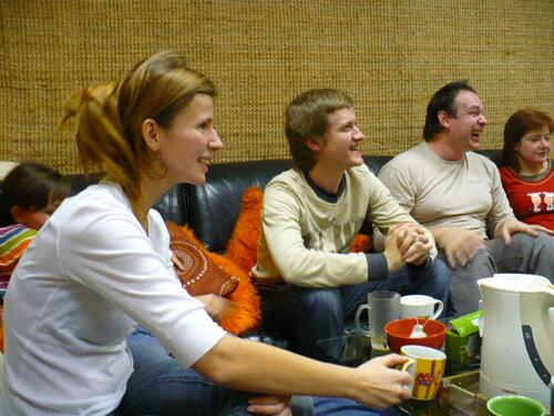Надпроф. Обсуждение кандидатов на Светильник года 2008