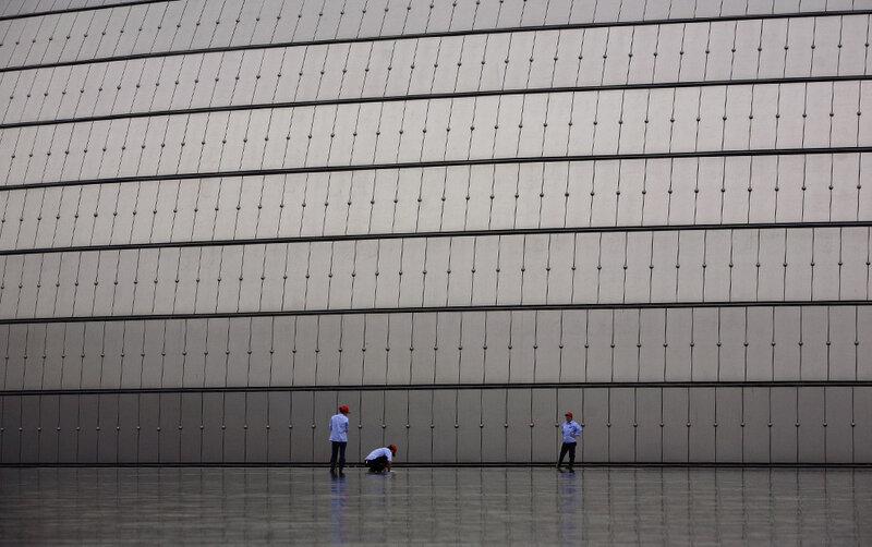 Beijing 2008 Preparations