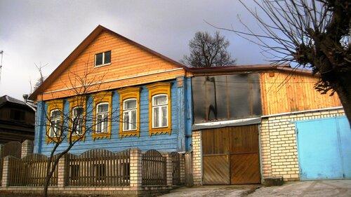 Павловский посад, жилые домики