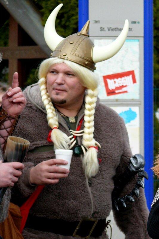 разговор викингов