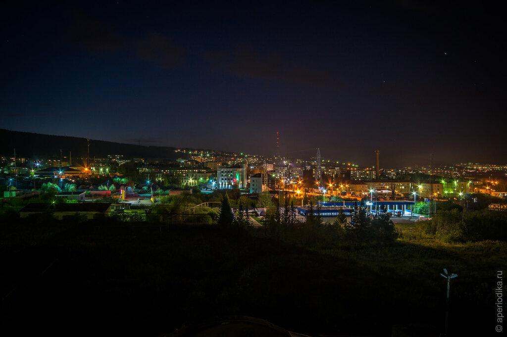 Златоуст. Фото на Красной Горке