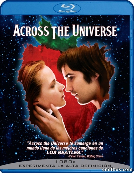 Через вселенную / Across the Universe (2007/BDRip/HDRip)