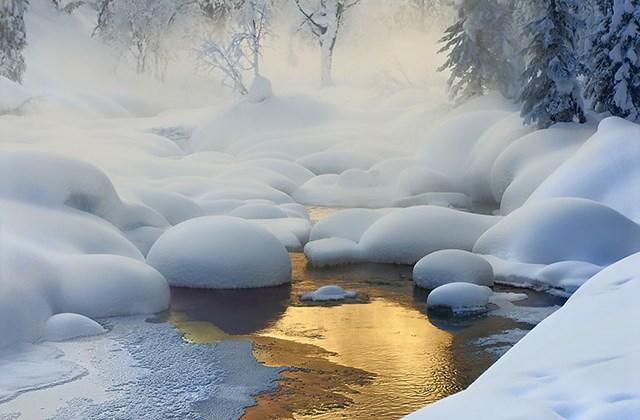 100 самых красивых зимних фотографии: пейзажи, звери и вообще 0 10f5b5 34c3e751 orig