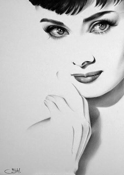 Илеана Хантер: Реалистичные карандашные рисунки 0 12d1bf db13d5b7 orig