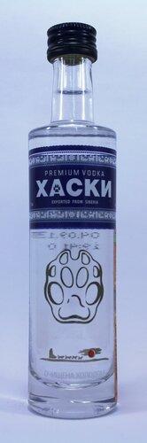 Водка Хаски Premium Vodka