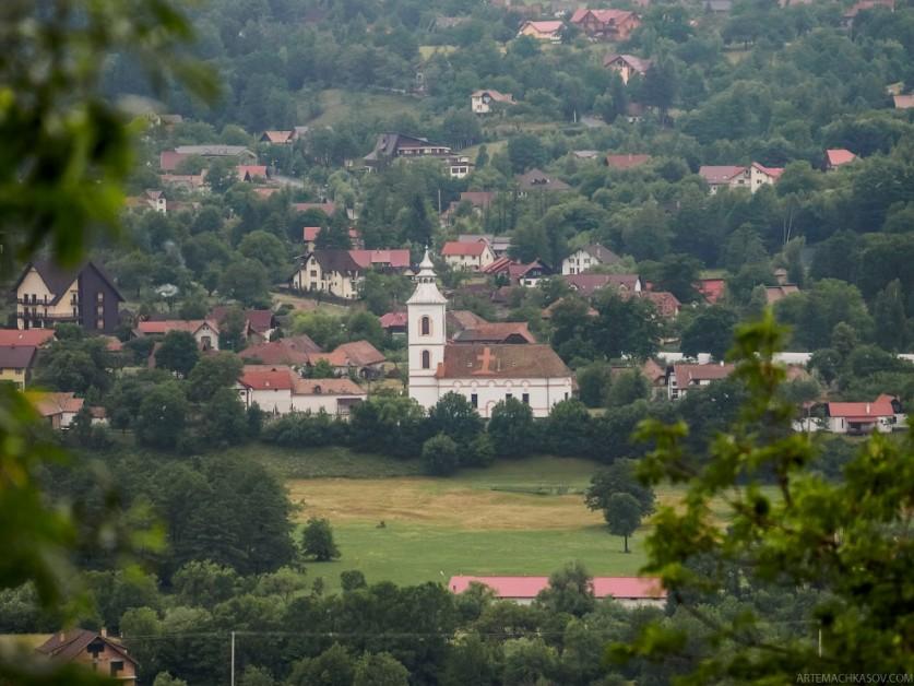 6. Жители Трансильвании милы и радушны, особенно, до наступления темноты.