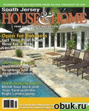Книга South Jersey House & Home - April 2011