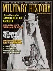 Журнал Military History 2003-10