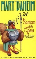 Bantam of the Opera (Bed-And-Breakfast Mysteries)
