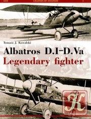Книга Albatros - Legendary Fighter