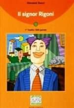Italiano Facile: Il Signor Rigoni (Libro & CD)