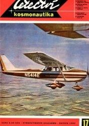 Журнал Letectvi + Kosmonautika 1966-17