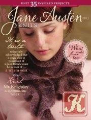 Книга Jane Austen Knits 2011