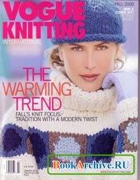 Vogue knitting 2000 Fall.