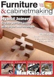 Журнал Furniture & Cabinetmaking - June 2015