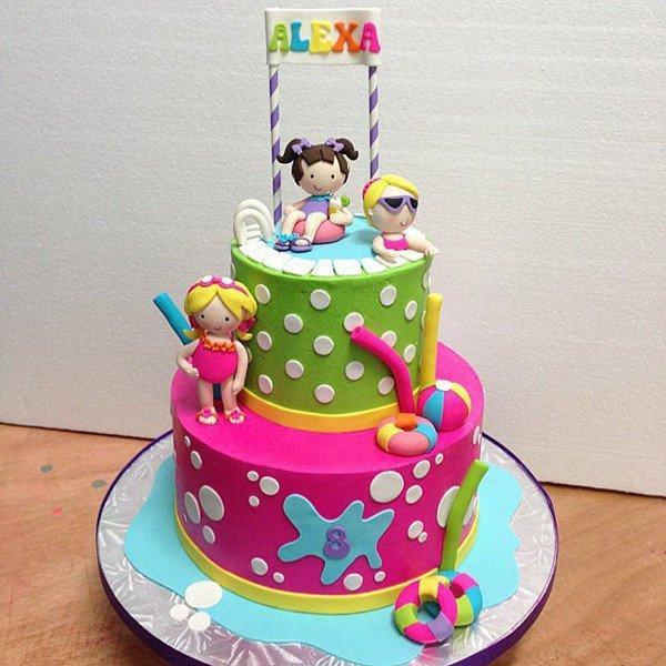 Самый маленький торт фото