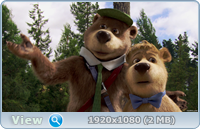 Медведь Йоги / Yogi Bear (2010/BDRip/HDRip)