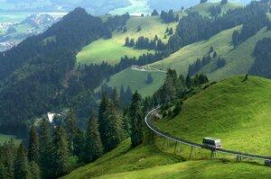 о горных дорогах