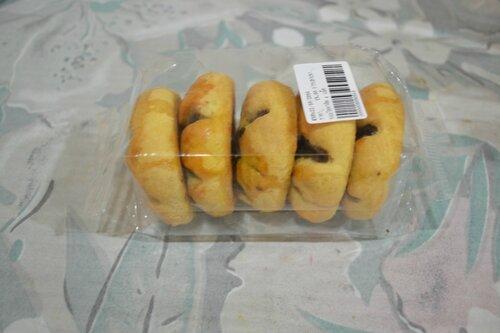 Печенье, тайская выпечка.