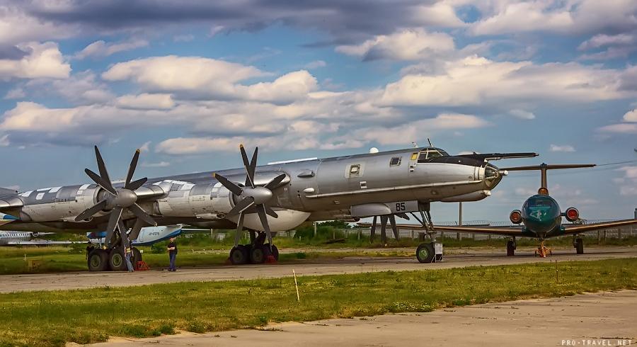 Музей авиации в Киеве