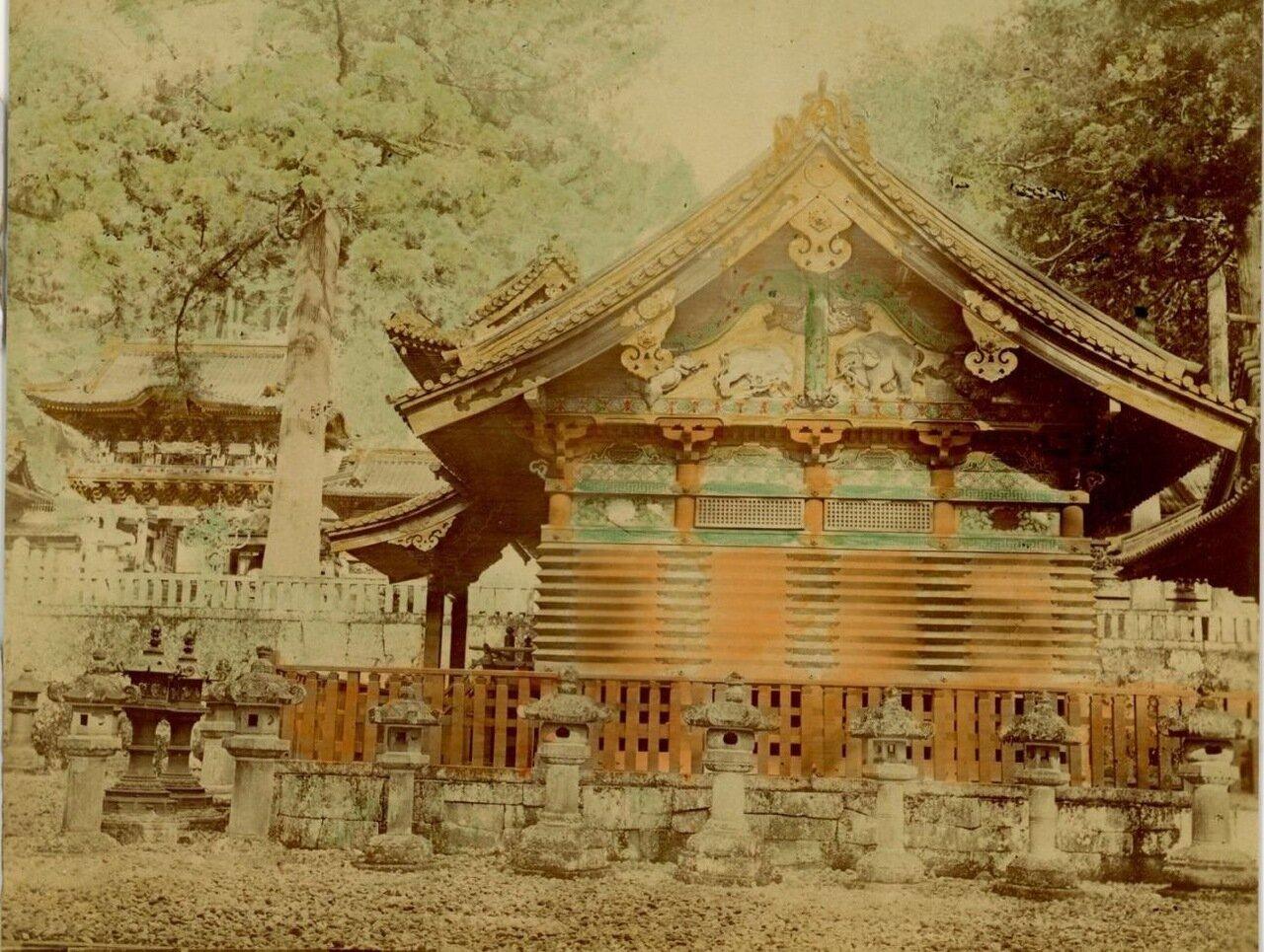 Никко. Синтоистский храм