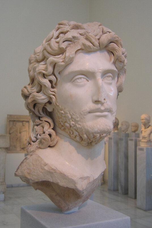 Римлянин эпохи Адриана