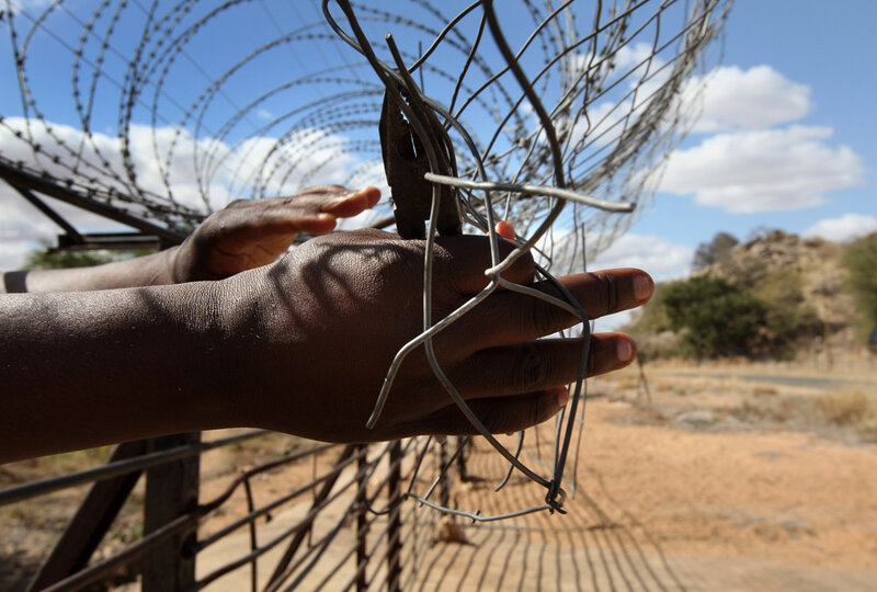 Ксенофобия в Африке