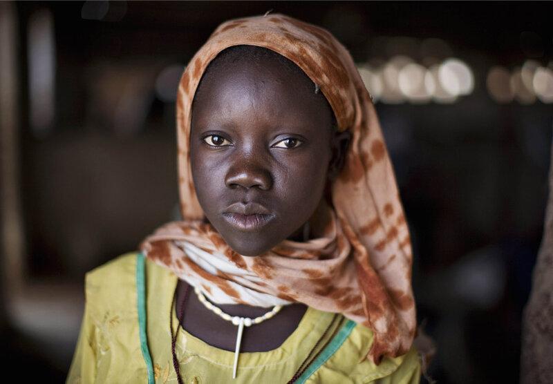 Лица Судана