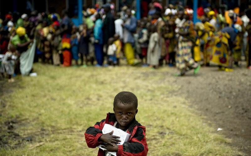 Кризис в Конго