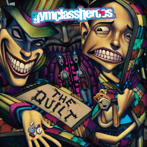 Gym Class Heroes - The Quilt [CD] [2008]