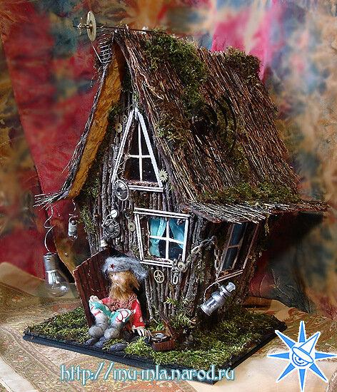 Фото домиков для поделок