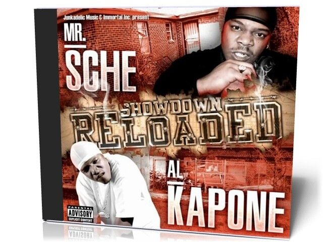 Al Kapone And Mr. Sche - Showdown Reloaded[2009][R ...