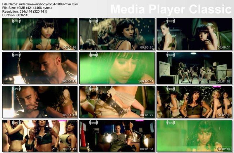Rudenko - Everybody (2009)