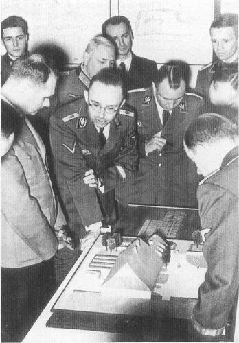 Выставка «Строительство и планирование на Востоке» , Берлин 20. 3.1941 г.