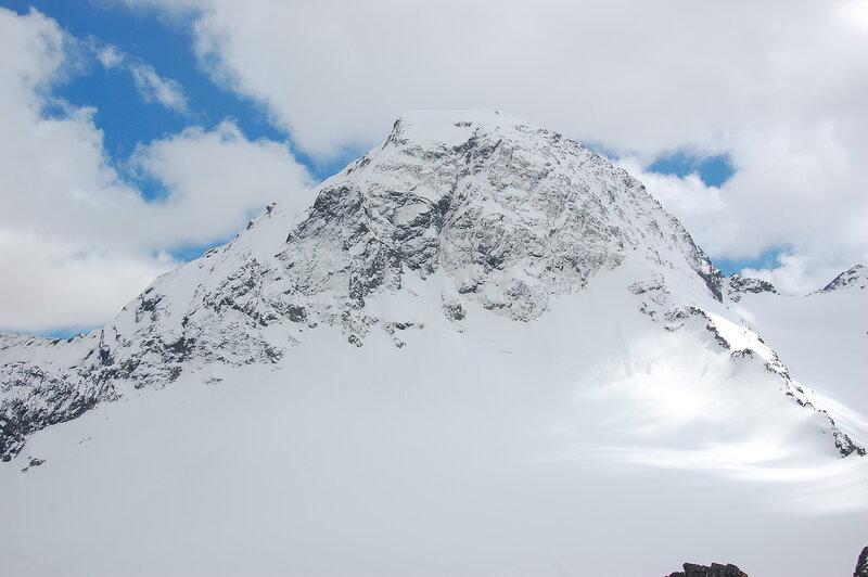 Альпинистские сборы в Архызе. Май 2008 года