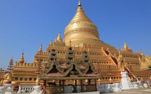 Изумительные храмы Юго Восточной Азии