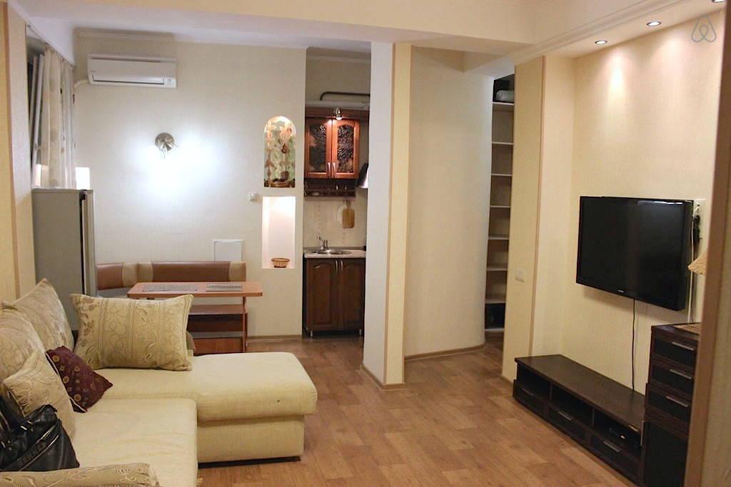 0 390fae d90cf95a orig ТОР 10 лучших квартир для отпуска в центре Сочи