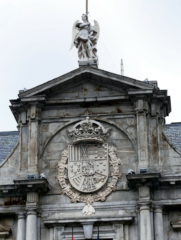 Мадрид. Дворец Санат-Крус (Palacio de Santa Cruz)