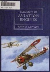 Книга Elements of aviation engines