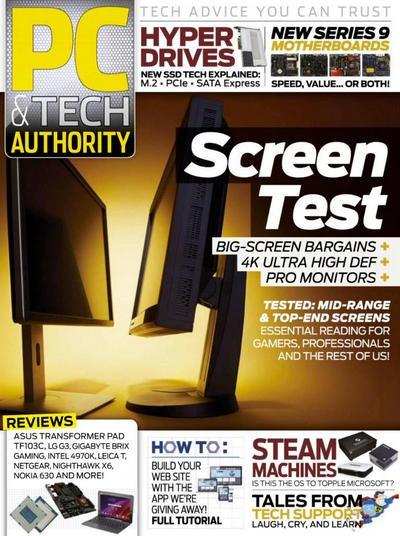 Книга Журнал: PC & Tech Authority №202 (сентябрь 2014) [En]