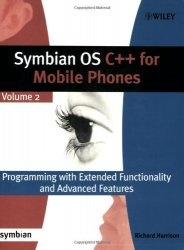Книга Symbian OS C++ for Mobile Phones: Programming with Extended Functionality and Advanced Features (Symbian Press)
