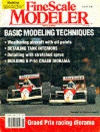 Журнал Журнал FineScale Modeler № 05,09,11  1992
