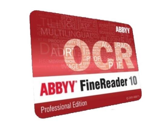 Abbyy finereader professional 10 rus