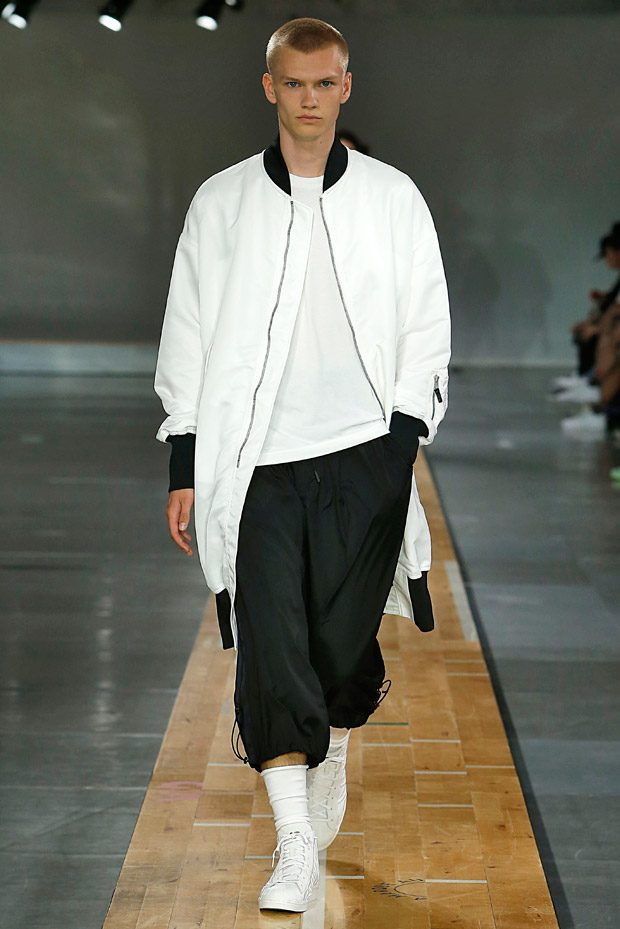 #PFW Y-3 Spring Summer 2018 Collection